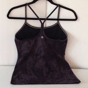 🍃🌹Lululemon Athletica - 'Authentic' Strappy Tank